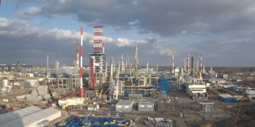 Project in the Gdańsk REFINERY